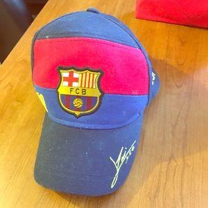 FC Barcelona Hat